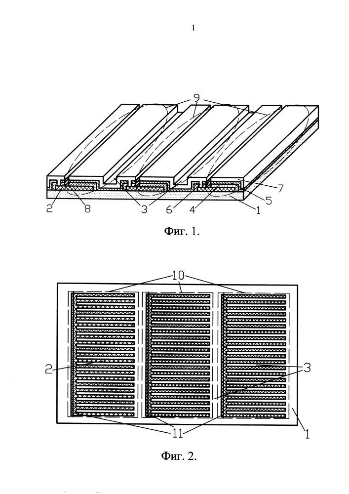 Способ изготовления светопроницаемого тонкопленочного солнечного модуля на основе халькопирита