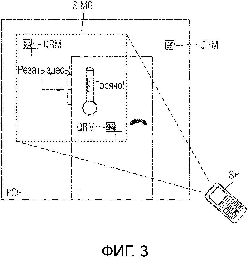 Устройство и способ представления структурной информации о техническом объекте