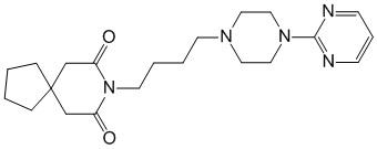 Комбинации буспирона для лечения головокружения