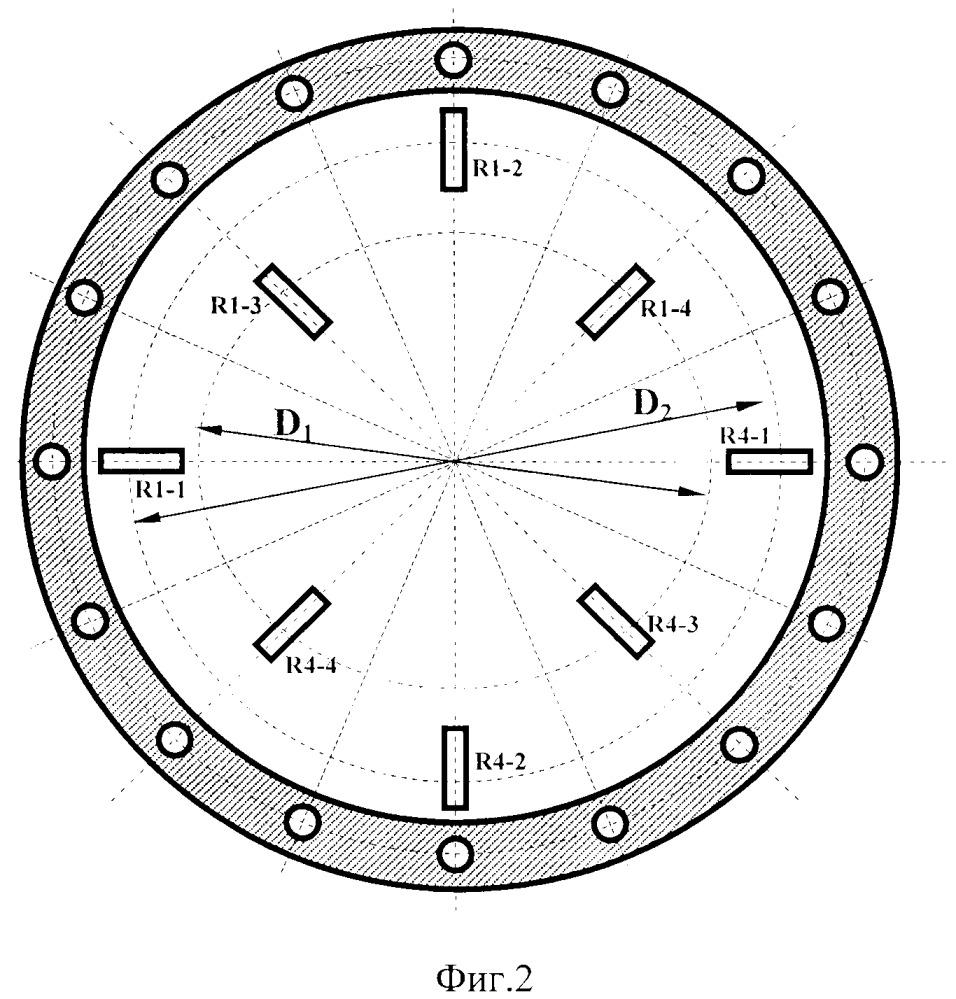 Устройство для измерения давления в слое крупнозернистого материала