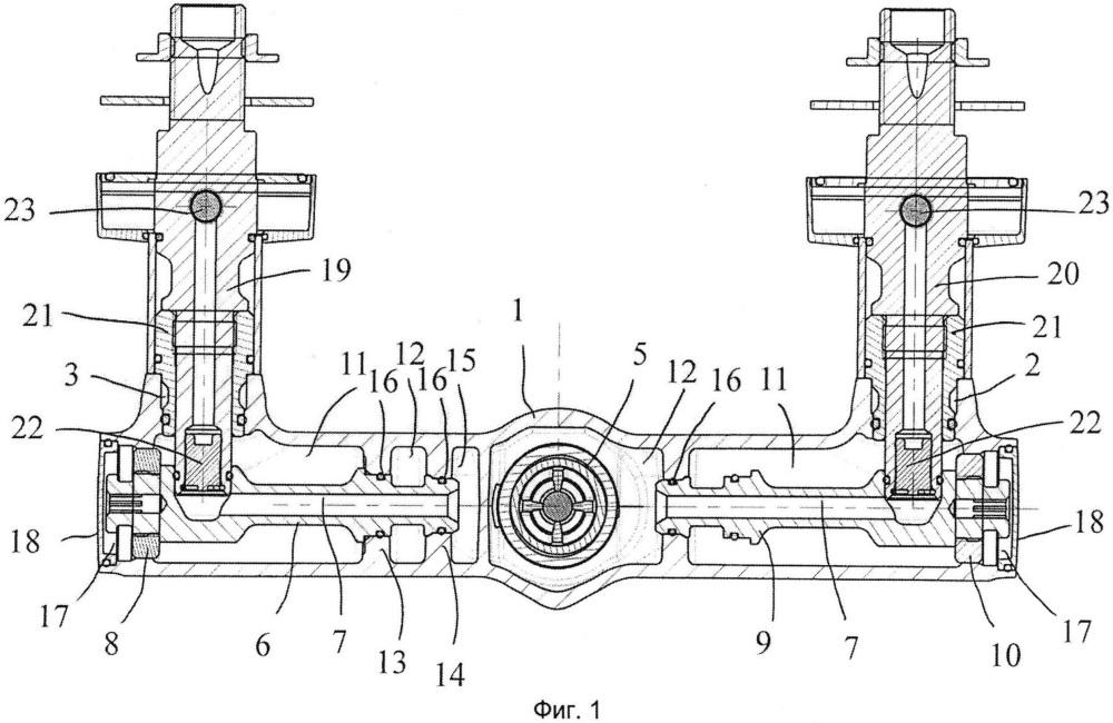Термостатический кран-смеситель с трубчатым элементом