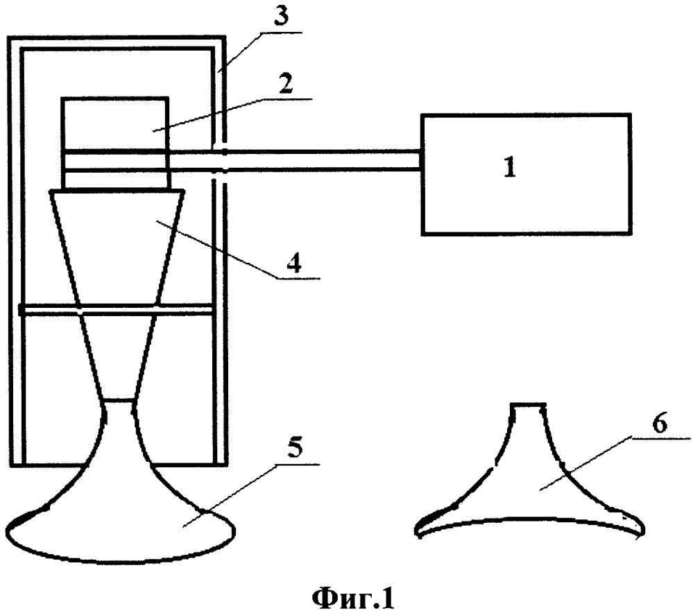 Способ акустического ударно-волнового воздействия на биоткани человека