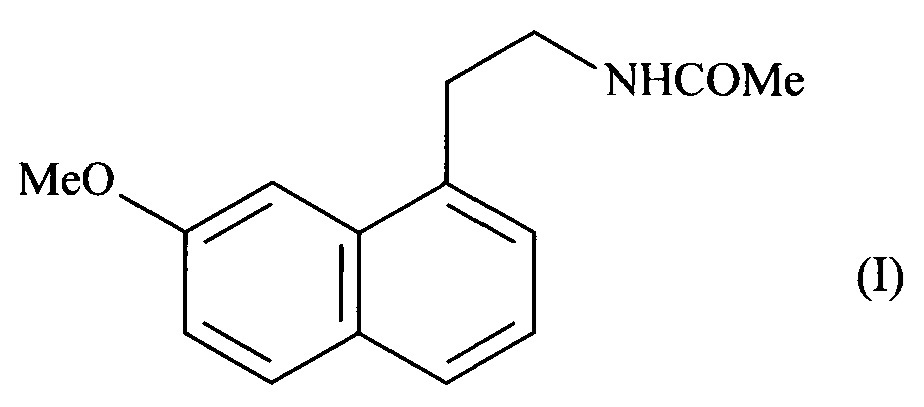 Новый способ синтеза агомелатина