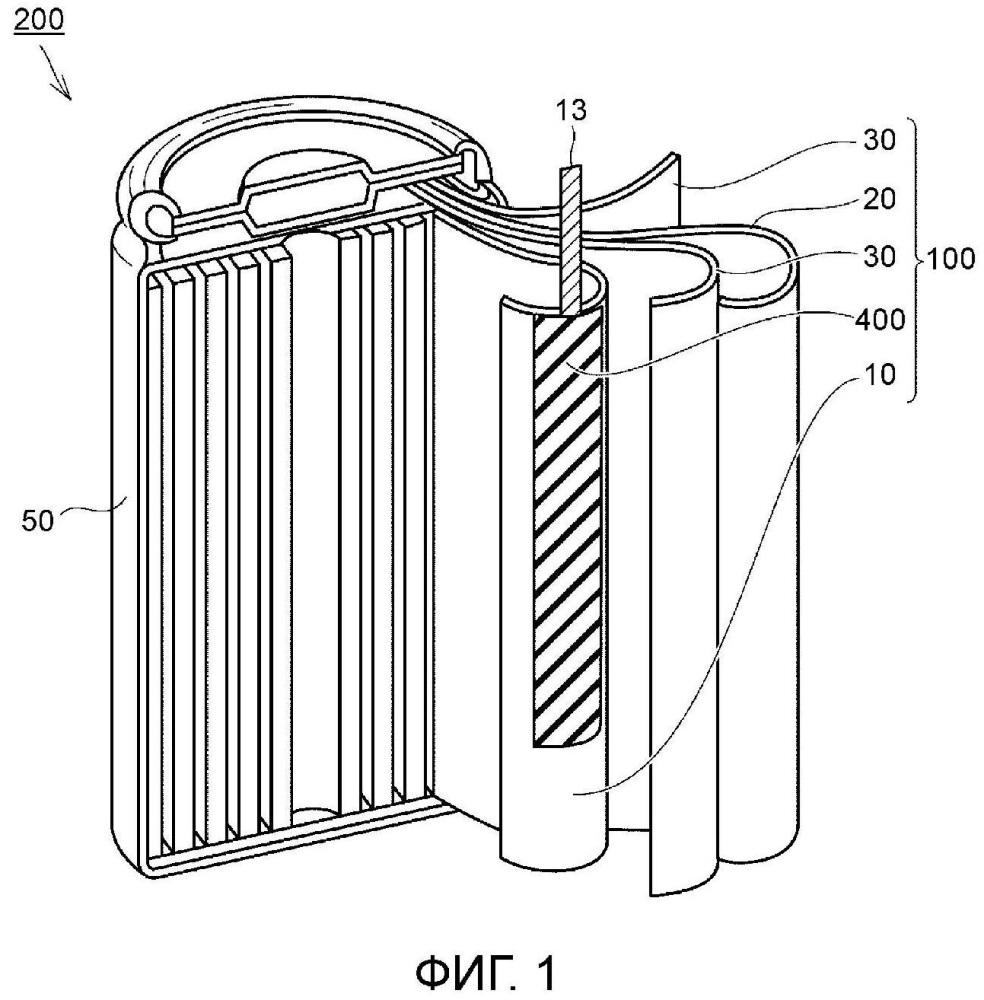 Батарея и способ ее изготовления