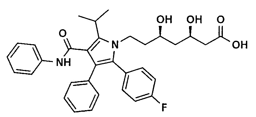 Фармацевтическая композиция для лечения гиперлипидимии