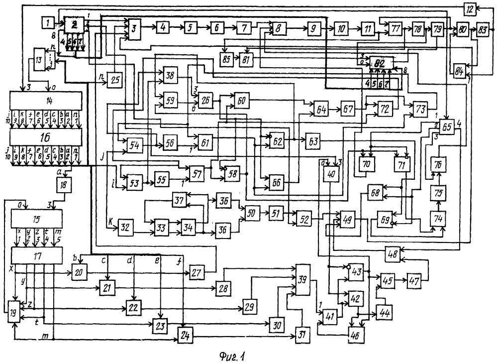 Устройство для моделирования процессов функционирования экраноплана при эксплуатации