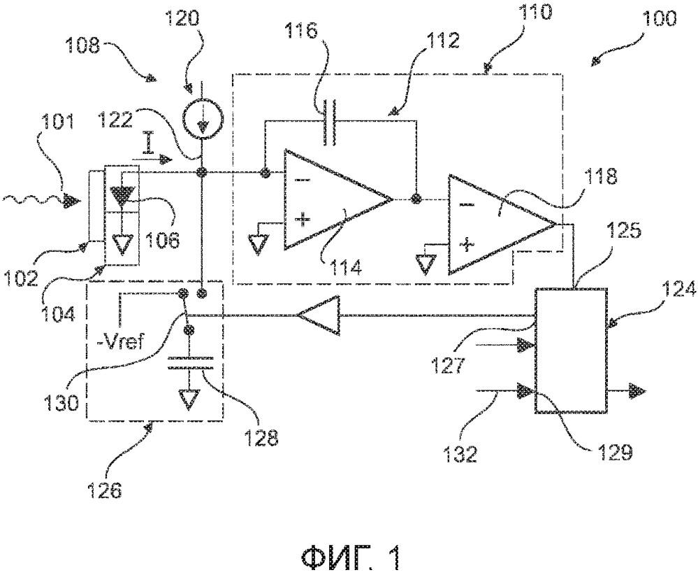 Детектор излучения и система рентгеновской визуализации