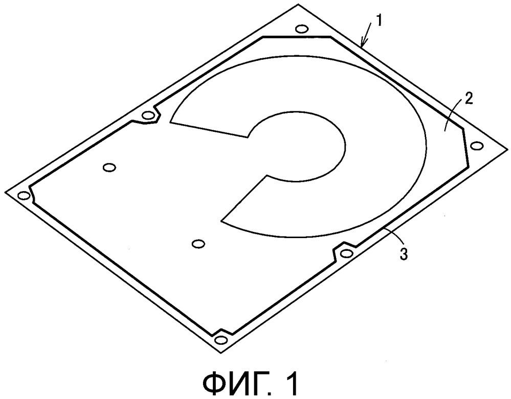 Лист ферритной нержавеющей стали, крышка и способ производства листа ферритной нержавеющей стали