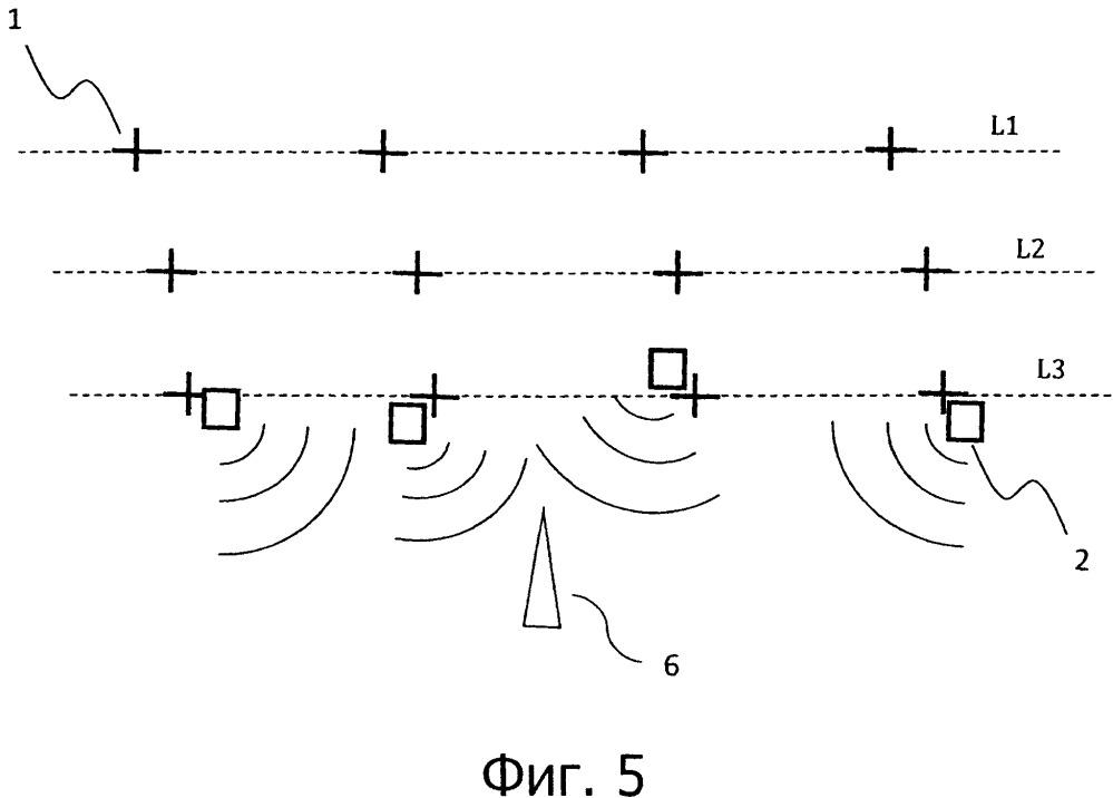 Способ автоматического назначения беспроводных устройств сбора сейсмических данных топографическим пунктам