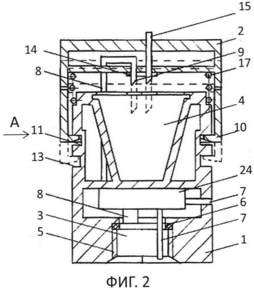 Капсульное механическое устройство для приготовления напитков