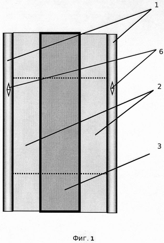 Несъёмная опалубка для монолитного бетона или железобетона из неорганического армированного стекла (варианты)