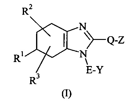 Производные тетрагидробензимидазола в качестве модуляторов активности tnf