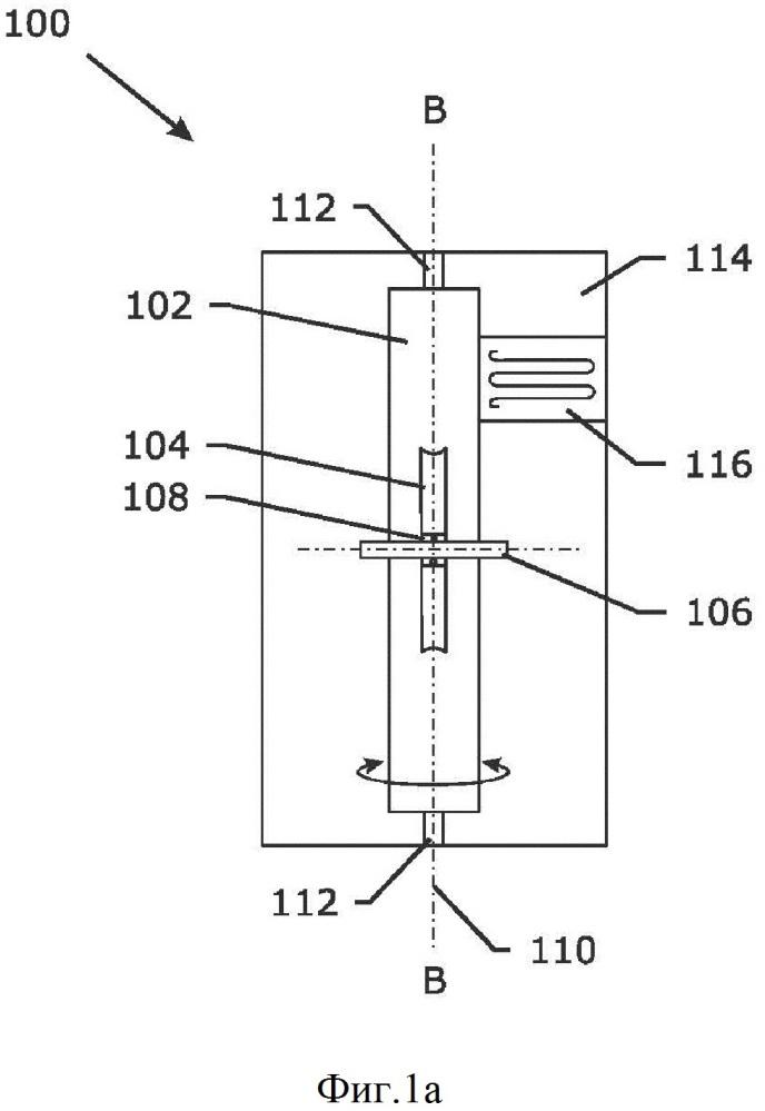 Способ и аппарат для измерения остаточных кручений