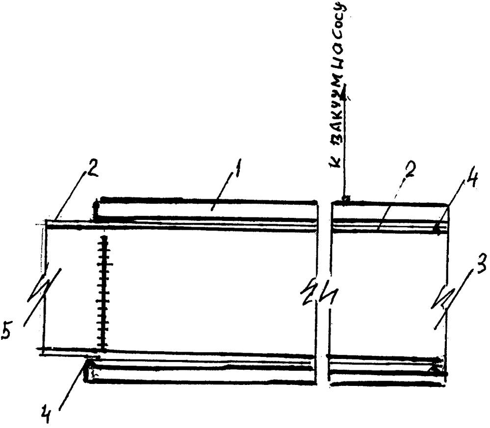 Способ нанесения защитной эластичной оболочки на трубу в полевых условиях