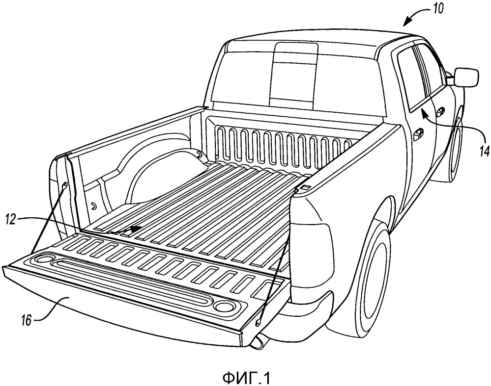 Грузовой автомобиль и усиливающий узел для грузовой платформы грузового автомобиля