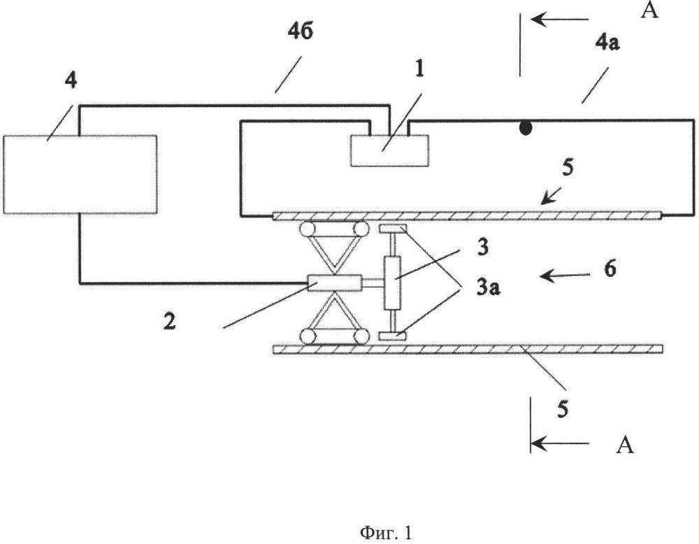 Способ и устройство для метода магнитного контроля