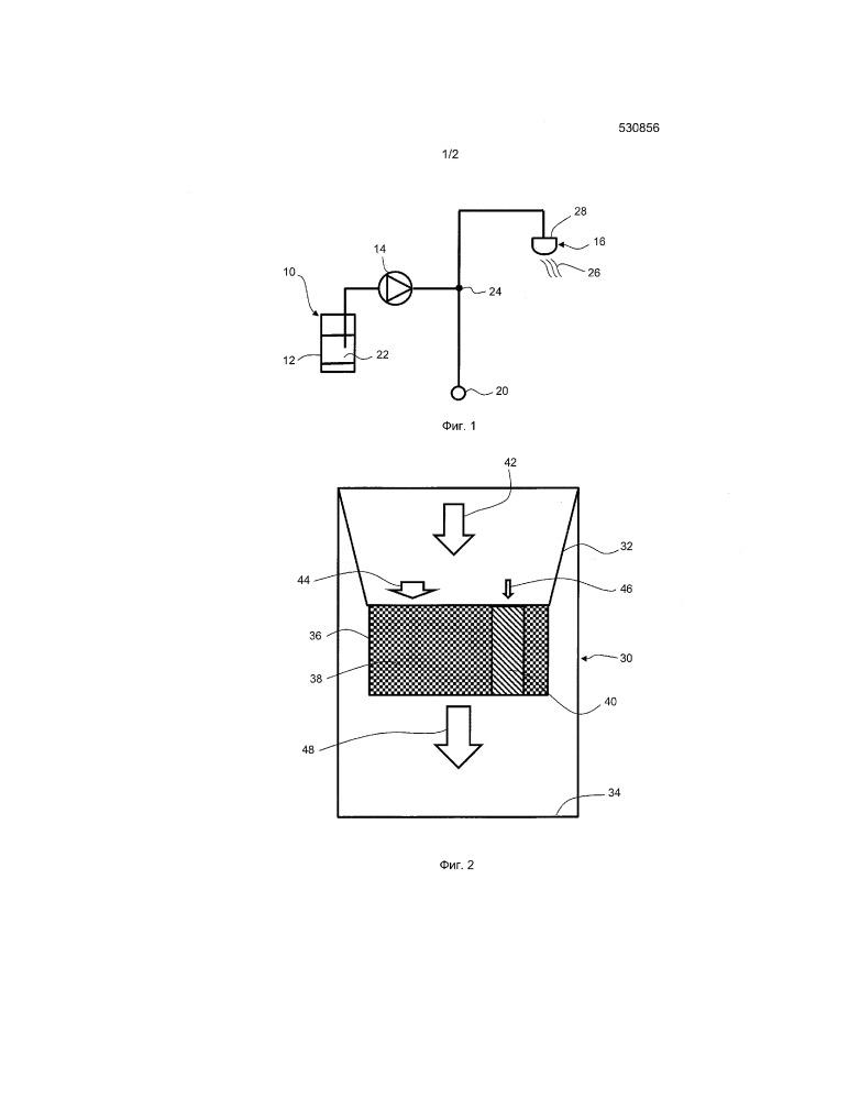 Способ и устройство для получения композиции, содержащей гиалуроновую кислоту