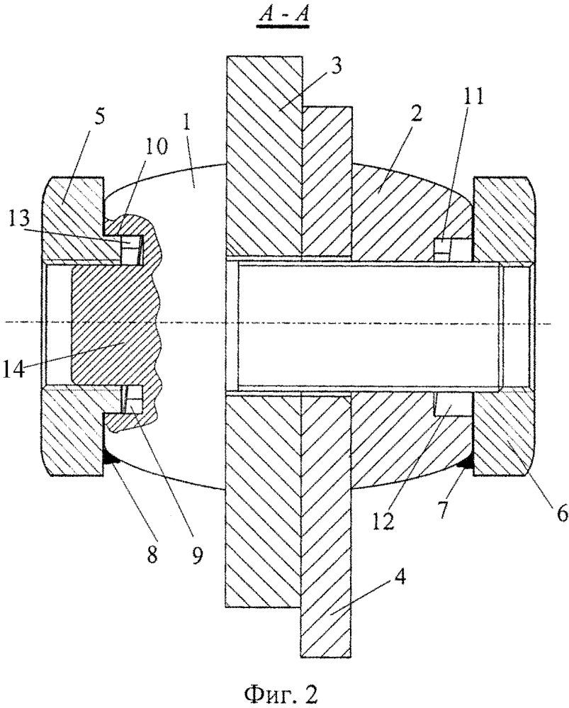 Способ монтажа и демонтажа антивандального резьбового соединения