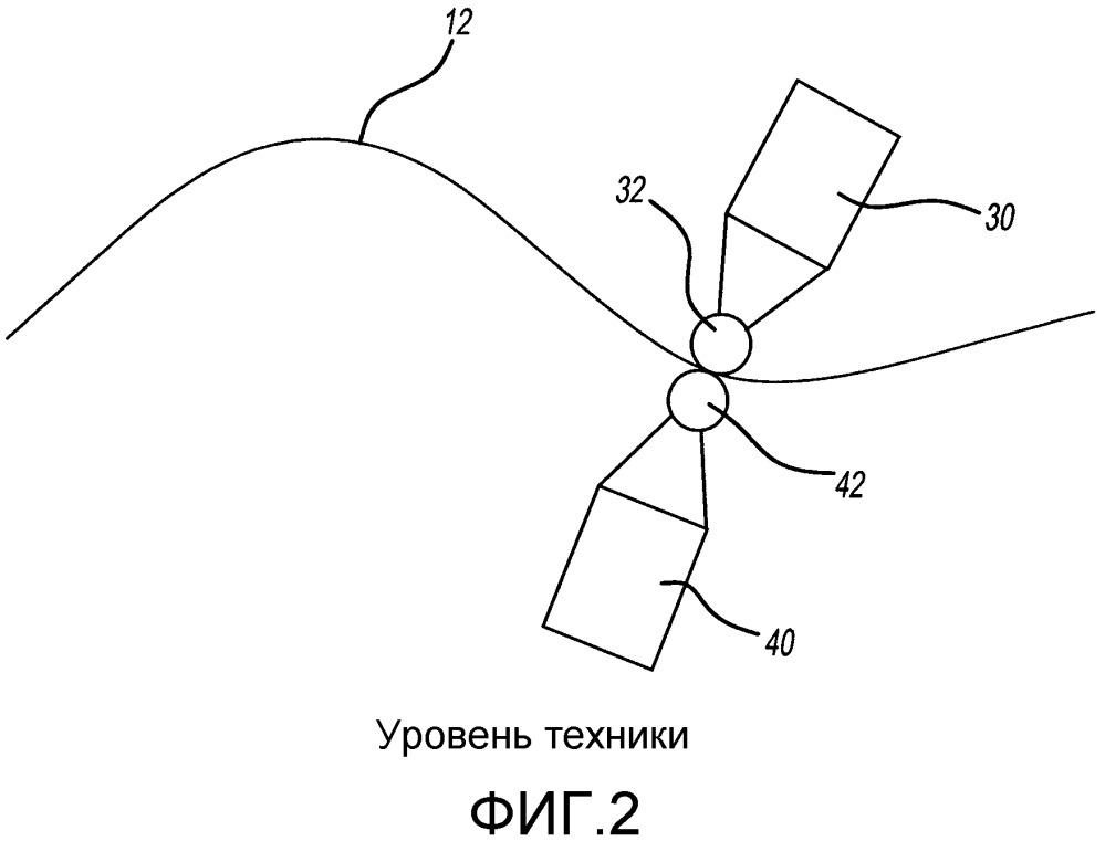 Инструмент (варианты) и способ для поэтапного формования листа материала