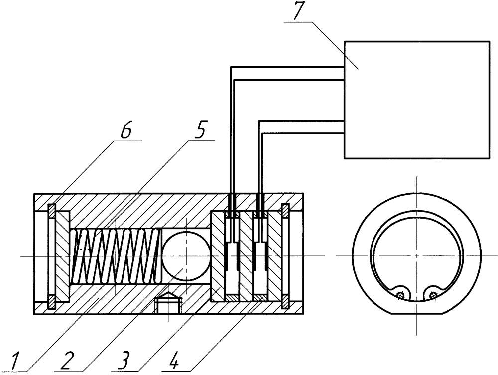 Устройство для измерения ударных нагрузок