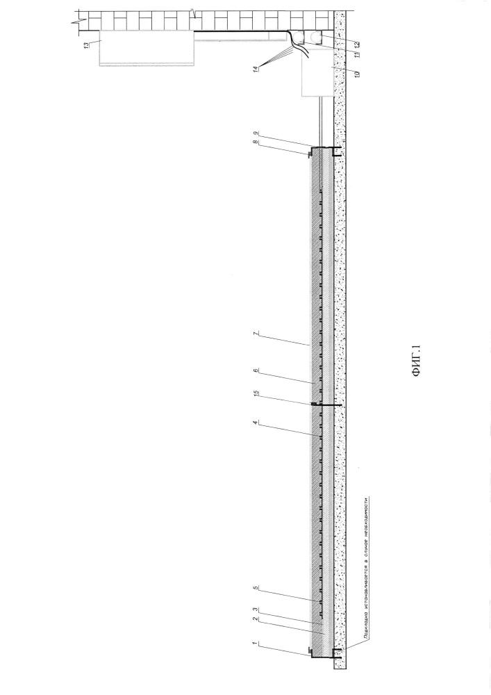 Универсальный термостенд для формования и прогрева железобетонных изделий