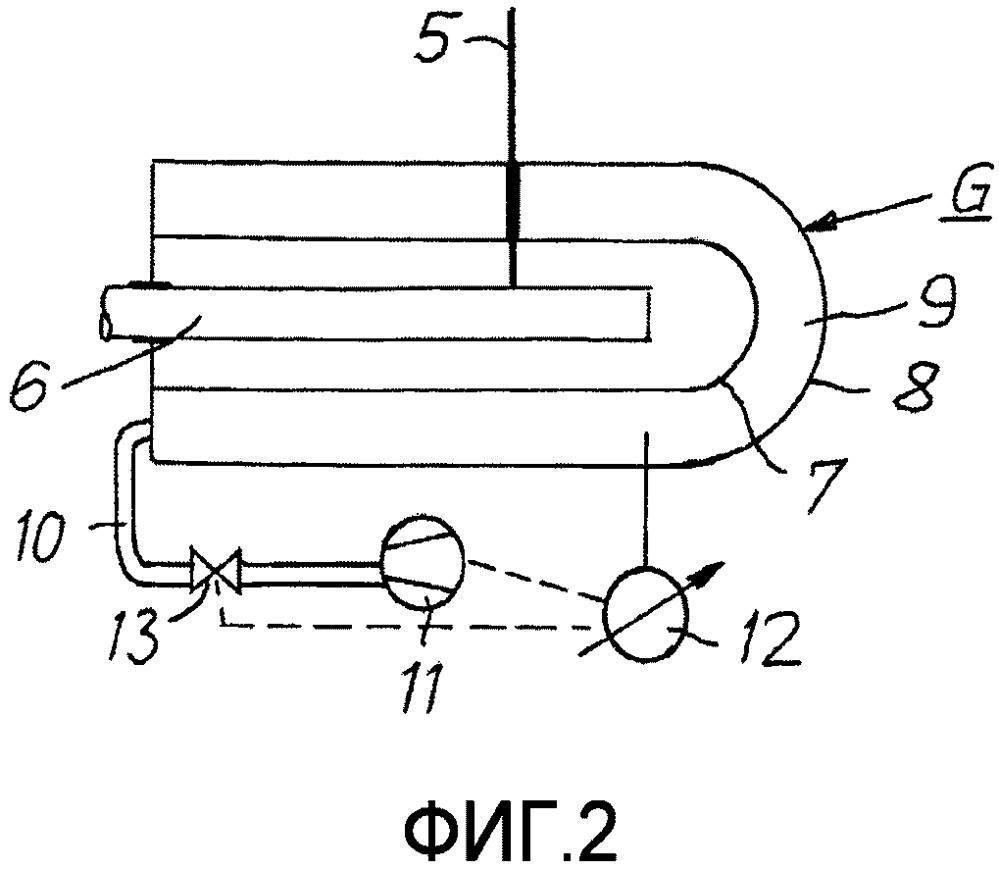 Концевая муфта сверхпроводящего электрического кабеля