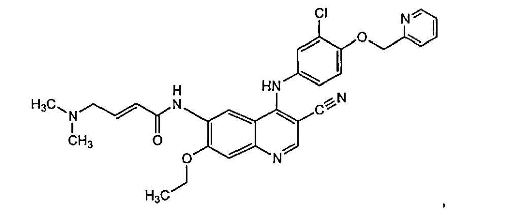 Схема лечения рака молочной железы с использованием нератиниба