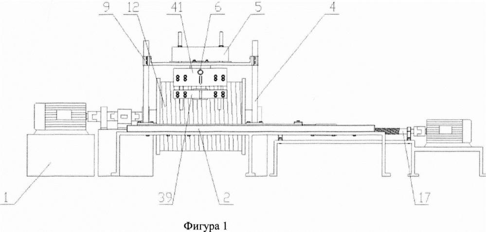 Устройство и способ для определения перехода от слоя к слою подъемного стального троса