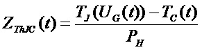 Способ определения переходного теплового сопротивления кристалл-корпус и теплового сопротивления кристалл-корпус в состоянии теплового равновесия транзисторов с полевым управлением