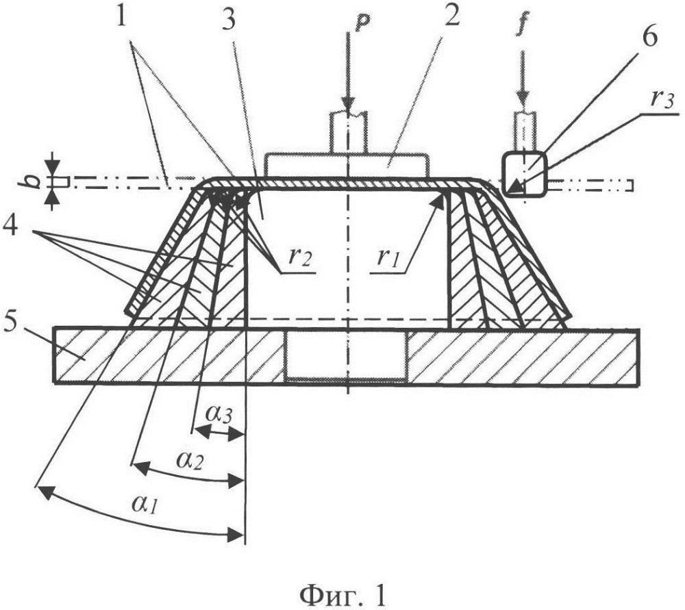 Способ формовки полых тонкостенных деталей сложной формы