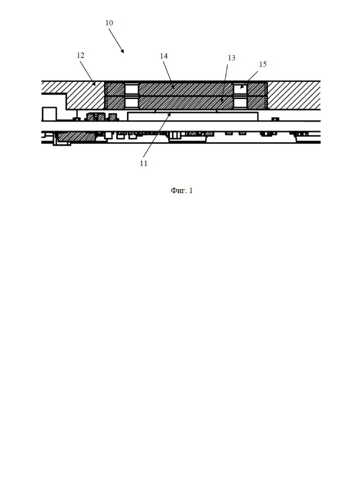 Система охлаждения полупроводниковых тепловыделяющих компонентов (варианты)