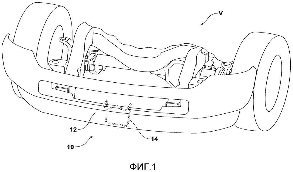 Облицовочный узел для транспортного средства (варианты) и способ усиления упругого облицовочного элемента