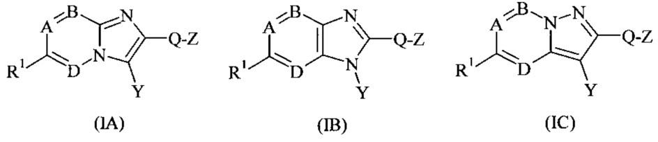 Конденсированные производные имидазола и пиразола в качестве модуляторов активности tnf