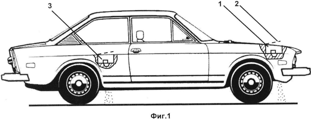Дополнительная тормозная система автомобиля