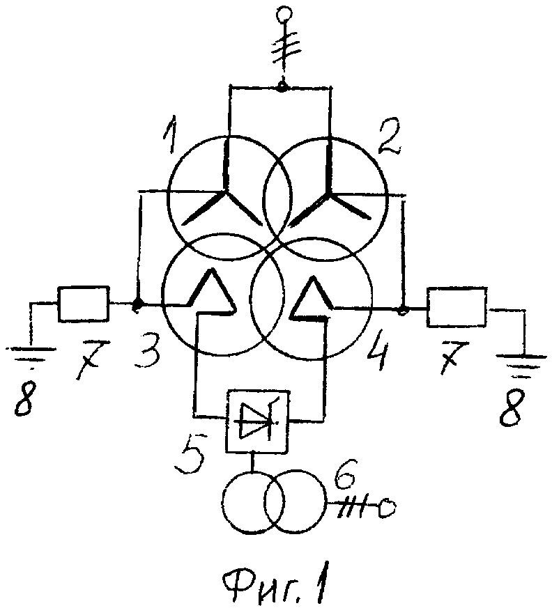 Шунтирующий реактор с комбинированным возбуждением (варианты)