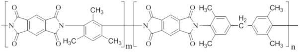 Полиимидные мембраны с высокой проницаемостью: повышение селективности к газам посредством уф-обработки