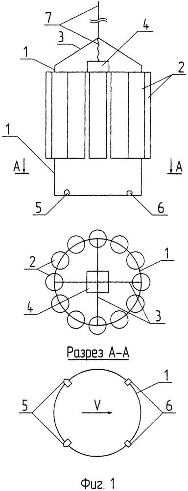 Гидрофизический батометр