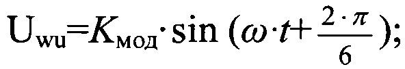 Преобразователь частоты с несимметричной схемой инвертора