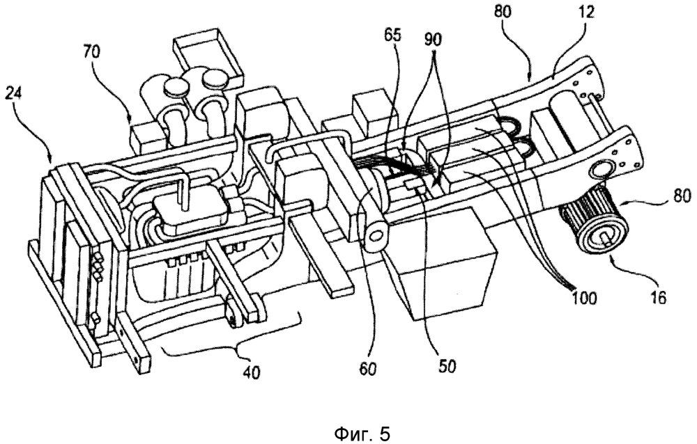 Рабочая машина, в частности карьерный самосвал или грузовой автомобиль