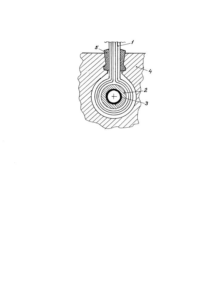 Композитная лопатка компрессора