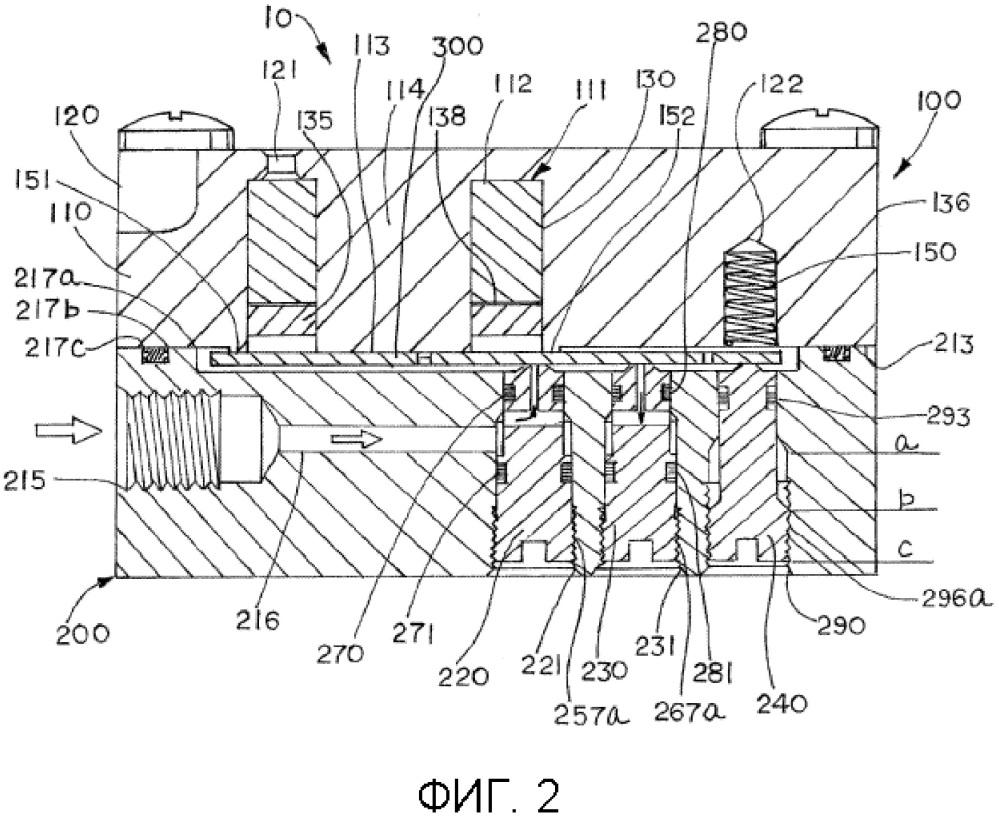 Электропневматический преобразователь и электропневматический переключающий клапан