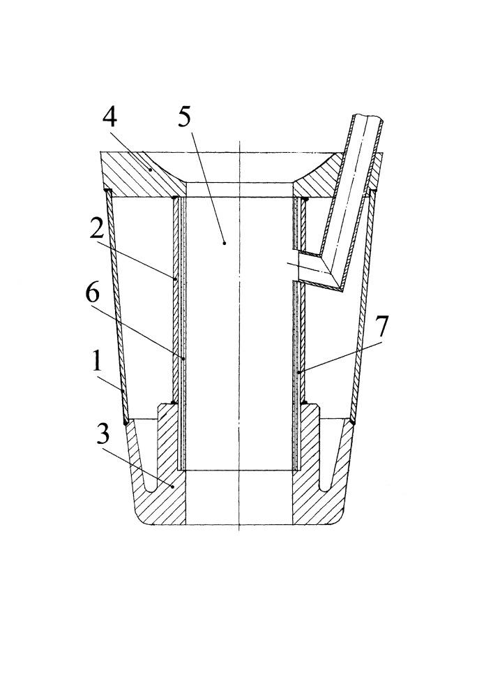 Способ установки теплоизолирующей вставки в дутьевой канал воздушной фурмы доменной печи