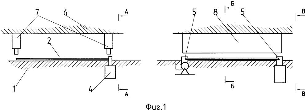 Способ центрирования полосового материала при изготовлении п-образных деталей