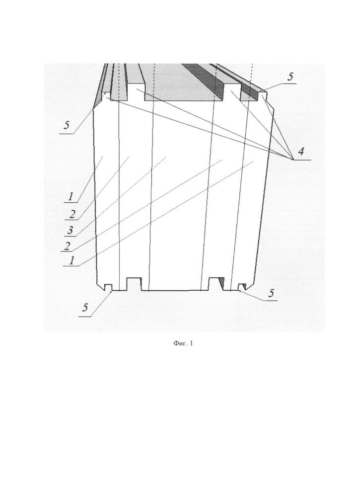 Клееный брус с утеплителем стабильной конструкции