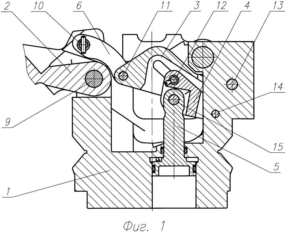 Механизм раскрытия руля
