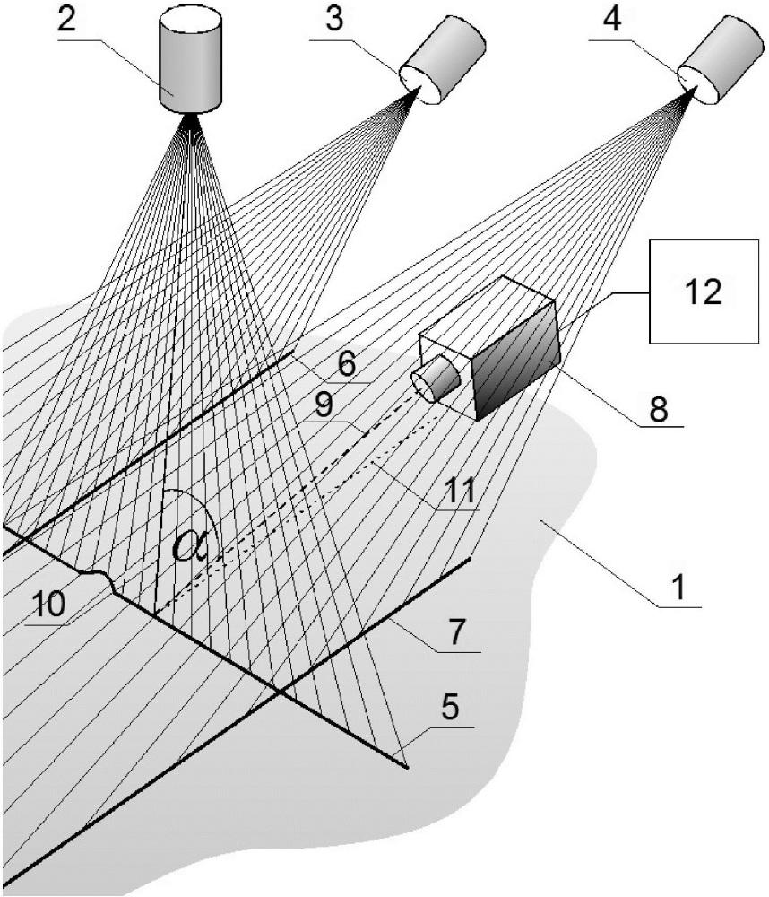 Оптическое измерительное устройство