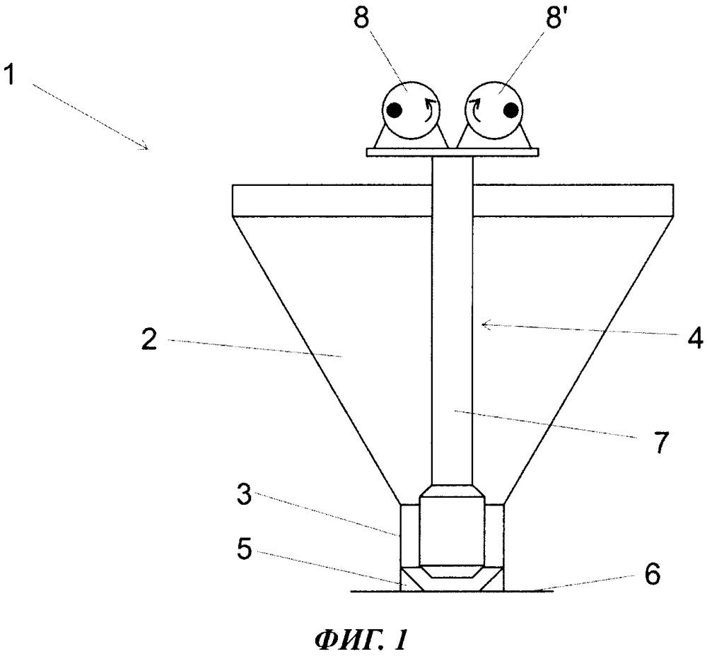 Способ и устройство для литья бетонных изделий