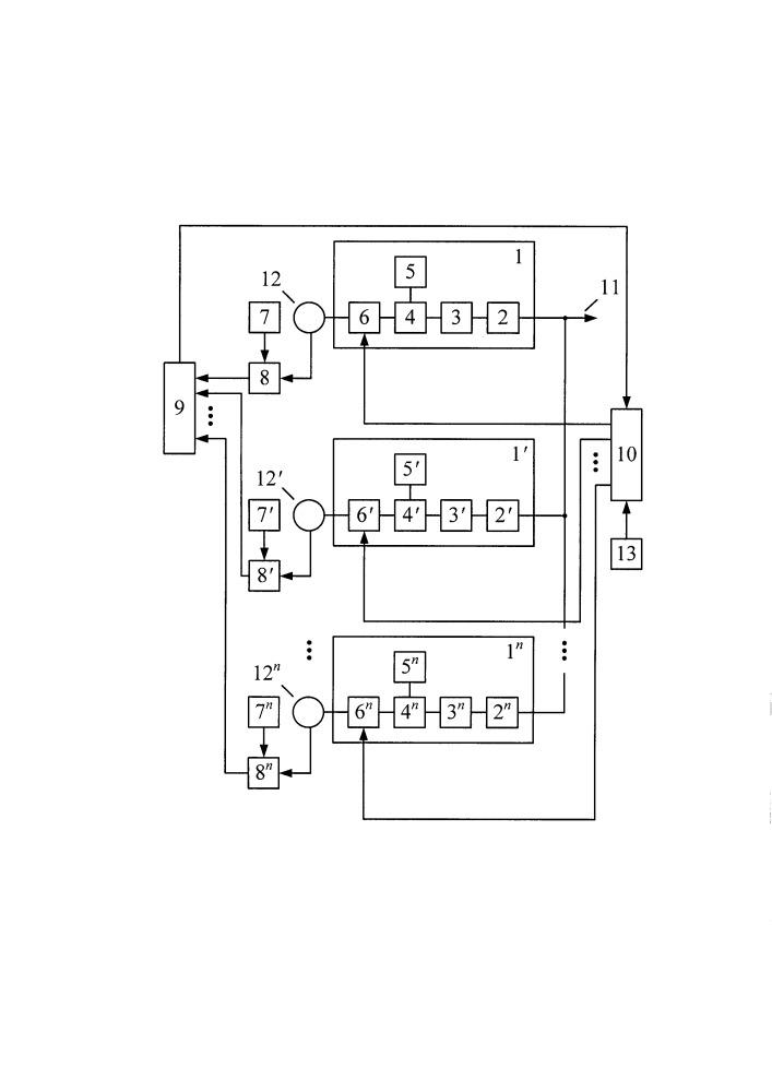 Способ автоматической совместной дренажной защиты для подземных сооружений, автоматическая дренажная установка для совместной защиты подземных сооружений для осуществления способа