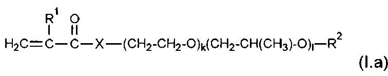 Твердая полимерная композиция, получаемая полимеризацией содержащего кислотные группы мономера в присутствии простого полиэфира