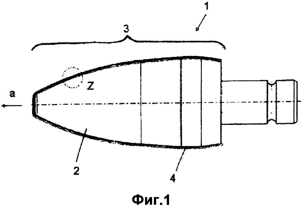 Инструмент для горячего формообразования